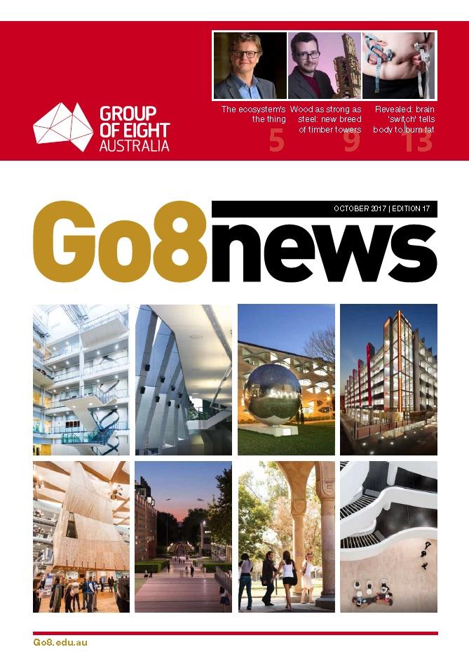 Go8 News Oct 2017