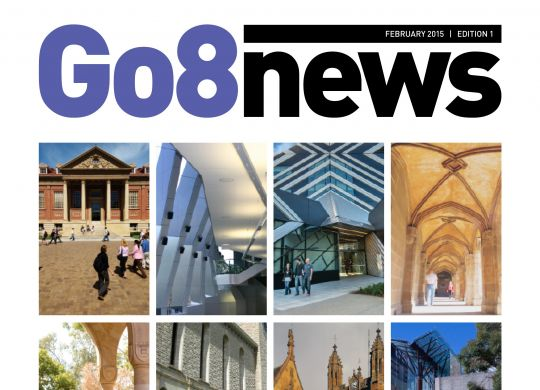 Go8 News - February 2015
