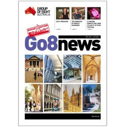 Go8 News - May 2015