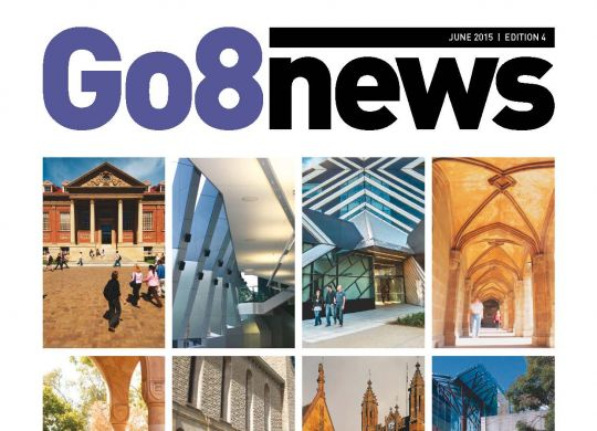 Go8 June News