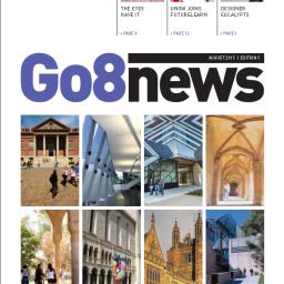 Go8 August News