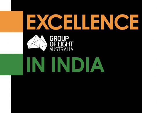 Go8 Excellence in India