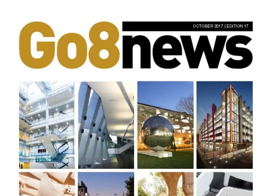 Go8 News Oct 2017